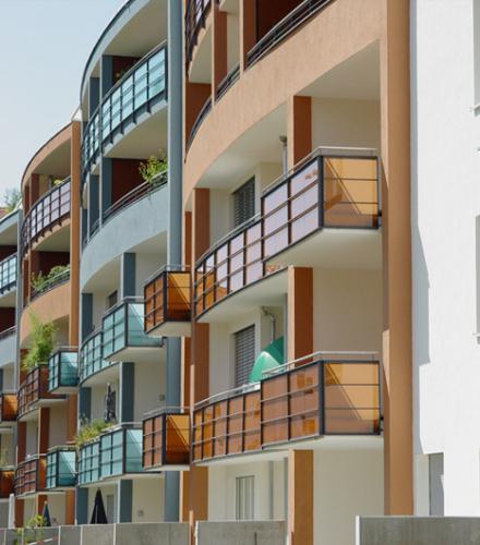 Житловий комплекс, Мюнхен
